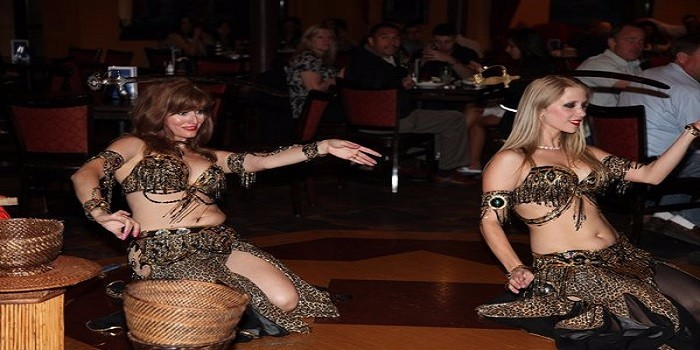Belly Dance Party! 11/15