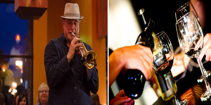 Wine Tasting and Live Jazz 11/18